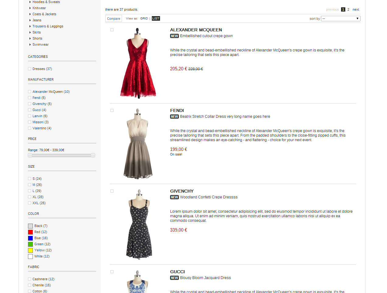 Millenium - Prestashop 1.6 Theme + BLOG