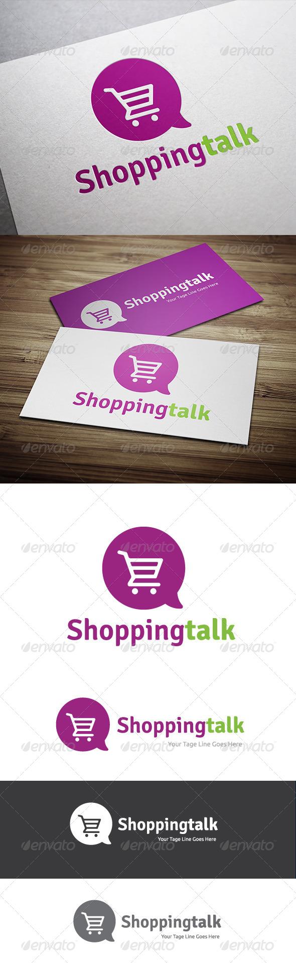 GraphicRiver Shopping Talk 7513768