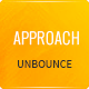 Approach - Lead Gen Unbounce Template