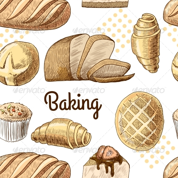 GraphicRiver Baking Pattern 7514272