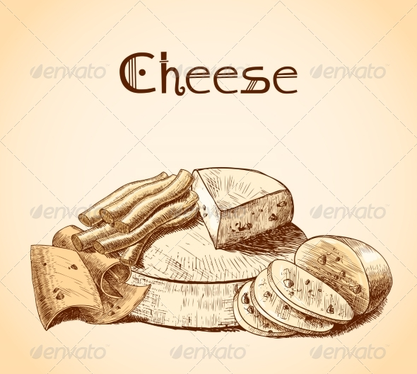 GraphicRiver Cheese Poster 7514280