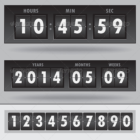 GraphicRiver Countdown Timer 7514479
