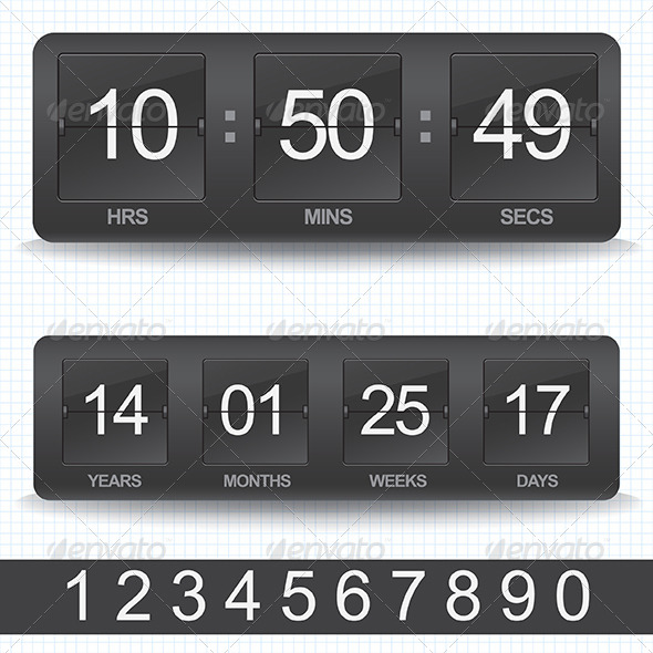 GraphicRiver Countdown Timer 7514517