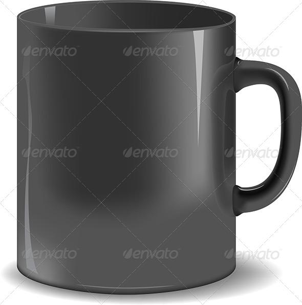 GraphicRiver Black Mug 7514681