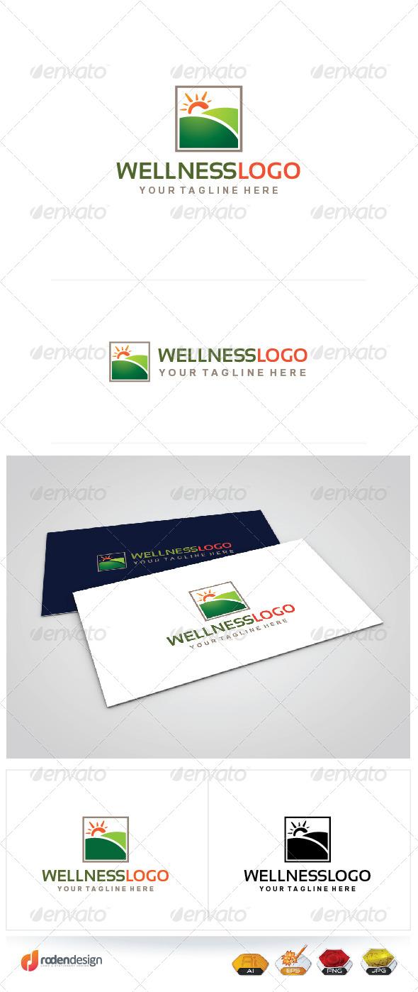 GraphicRiver Wellness Logo 7516337