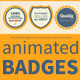 Animated Badges