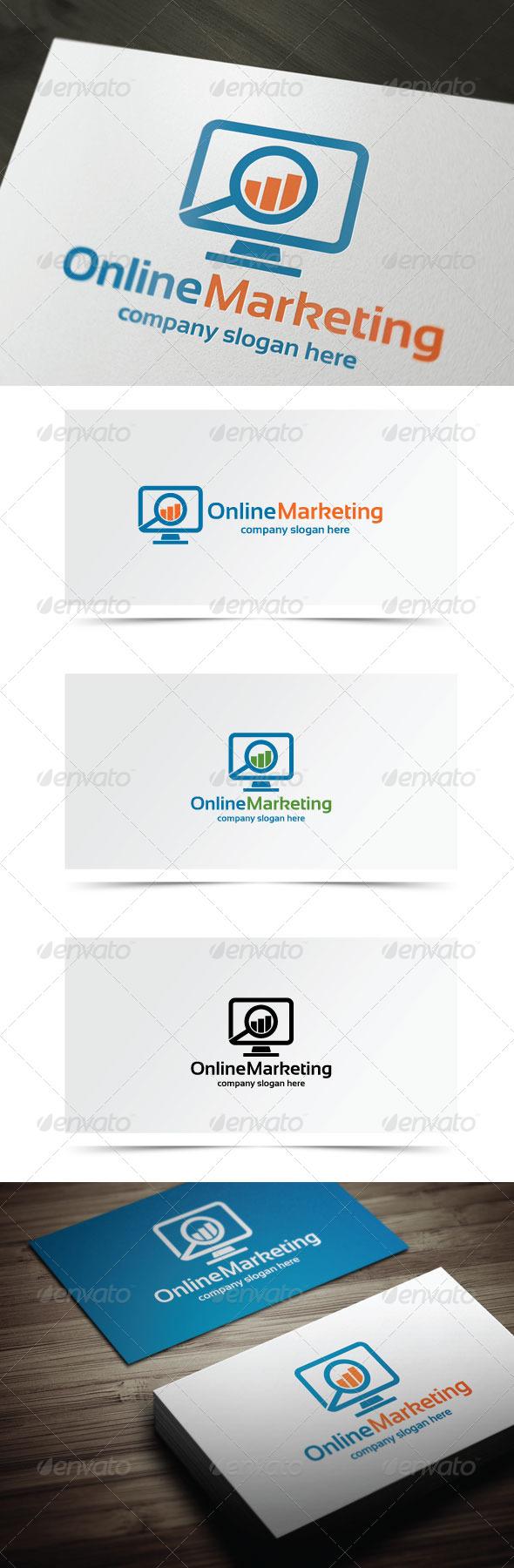 GraphicRiver Online Marketing 7516598