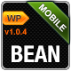 Bean Premium Mobile Theme - ThemeForest Item for Sale