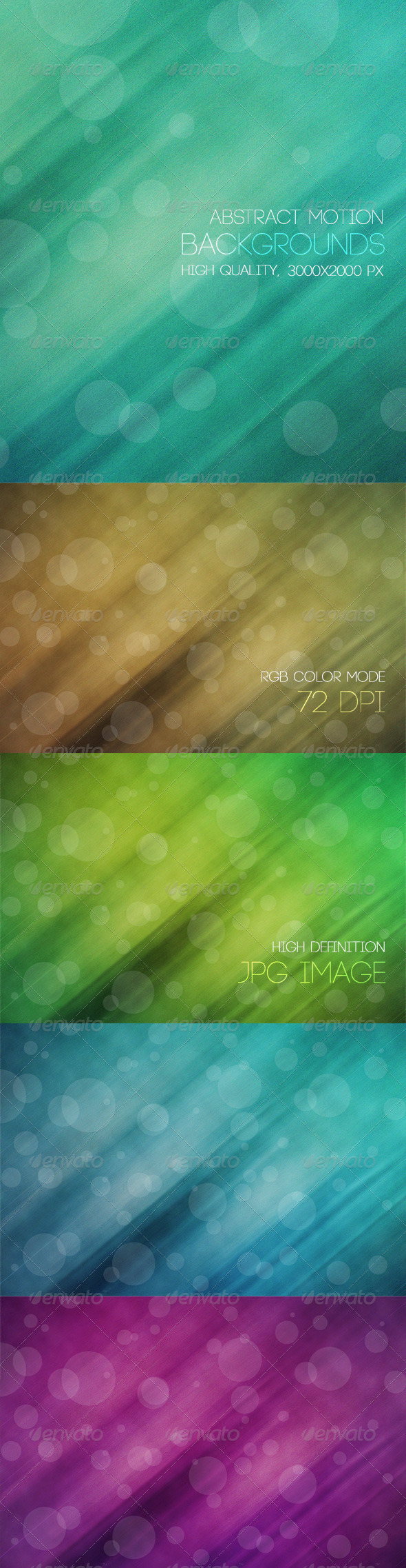 GraphicRiver Abstract Motion Backgrounds 7517613