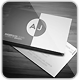 Minimal Corporate Business Card V.2 - GraphicRiver Item for Sale