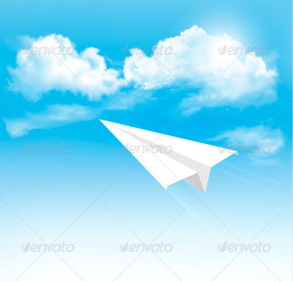 GraphicRiver Sky Background 7518397