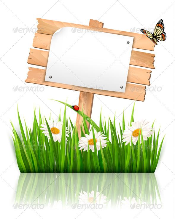 GraphicRiver Nature Background 7518443