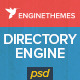 DirectoryEngine - Place Directory PSD Template - ThemeForest Item for Sale
