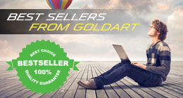 Best Sellers from GoldArt