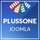 Plussone - Joomla Business Template - ThemeForest Item for Sale