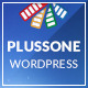 Plussone - WordPress Business Theme - ThemeForest Item for Sale
