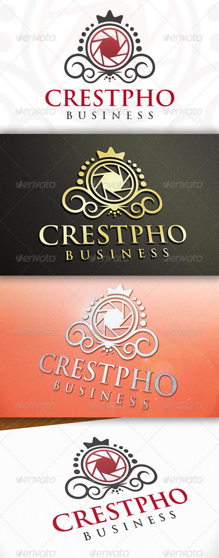 GraphicRiver Photo Crest Logo 7520299