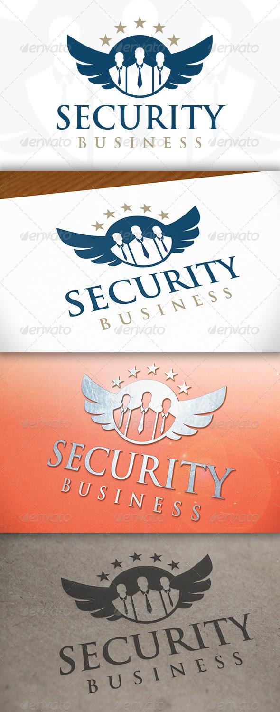 GraphicRiver Security Logo 7521169