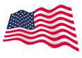 USA flag waving - PhotoDune Item for Sale