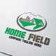 Home Field Logo - GraphicRiver Item for Sale