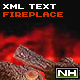 Flash Fireplace | XML Text - ActiveDen Item for Sale
