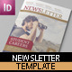 Business Newsletter Vol VIII - GraphicRiver Item for Sale