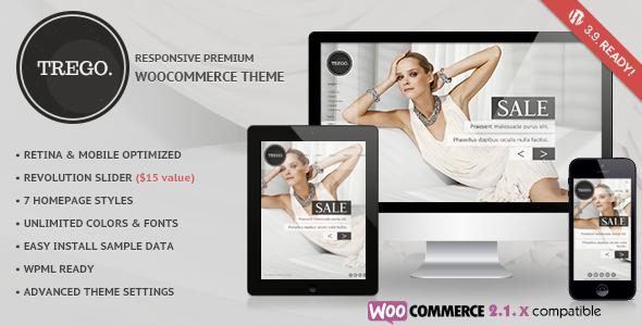 plantillas ecommerce moda Trego - Ultimate Responsive Woocommerce Theme - WooCommerce eCommerce