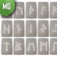 Runes Set from Norse Mythology - GraphicRiver Item for Sale