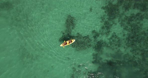 VideoHive Kayaking 18907844