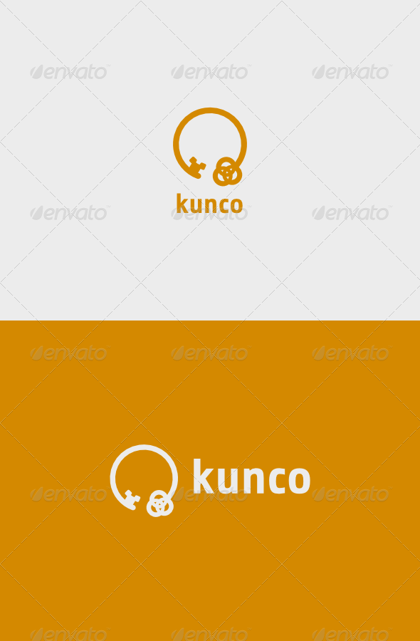 GraphicRiver Kunco Logo 7525129
