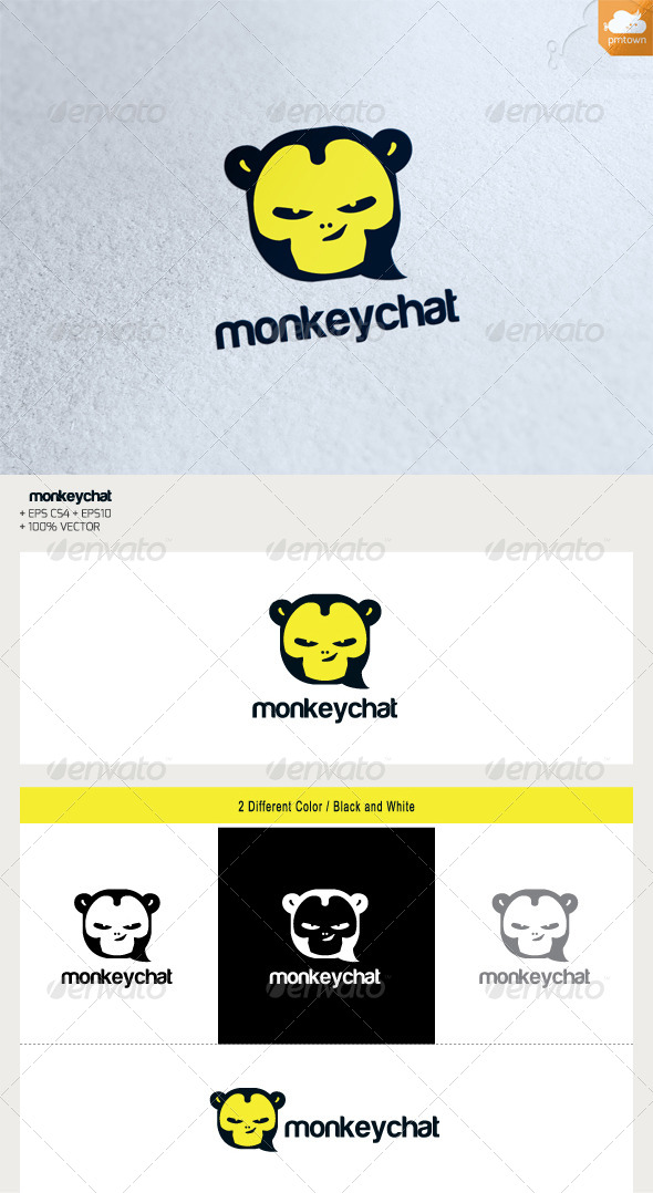 GraphicRiver MonkeyChat 7526588
