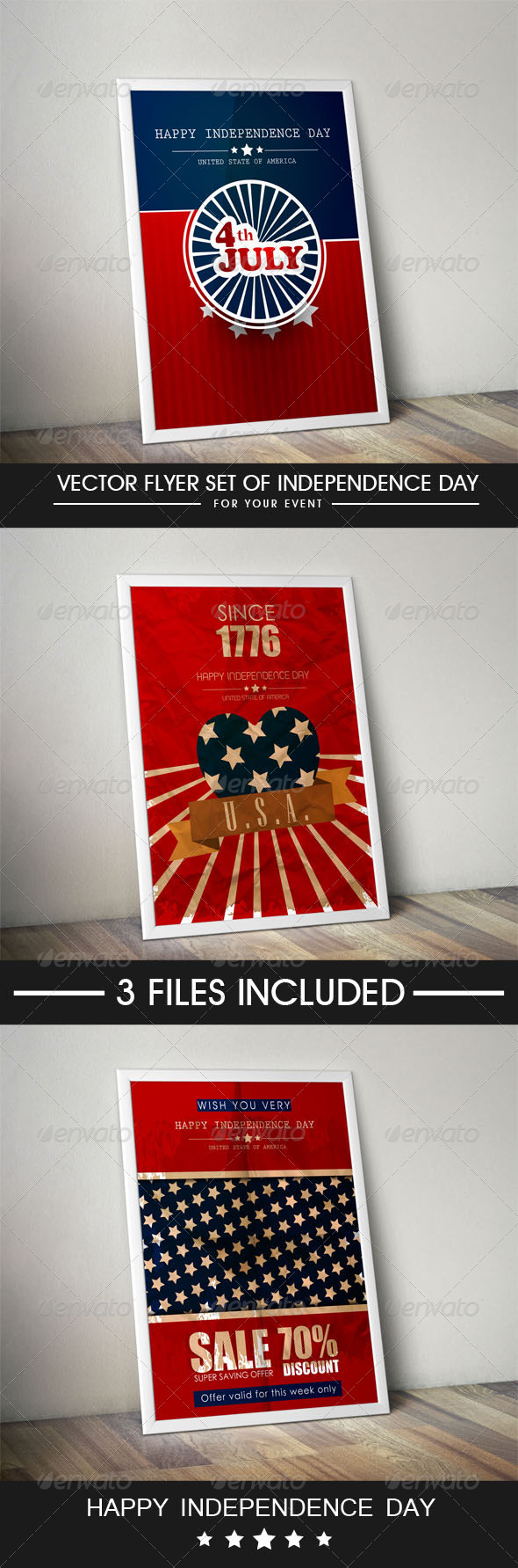 GraphicRiver 4th July 7530807