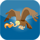 Flappy Vulture - HTML5 Game