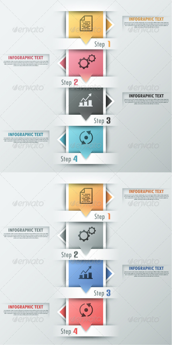 GraphicRiver Modern Infographic Options Banner Two Versions 7531178
