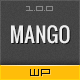 Mango - Responsive Multipurpose/creative WP Theme