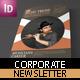 Vendeta Newsletter Ideas - GraphicRiver Item for Sale