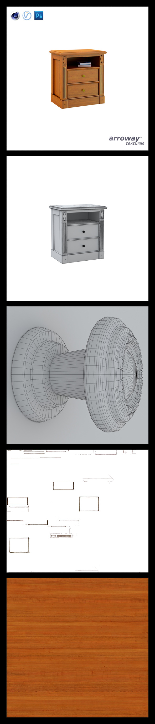 3DOcean Triant Harmony 759 Hi-Poly 7541011