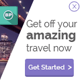 Travel & Vacation Web Banner