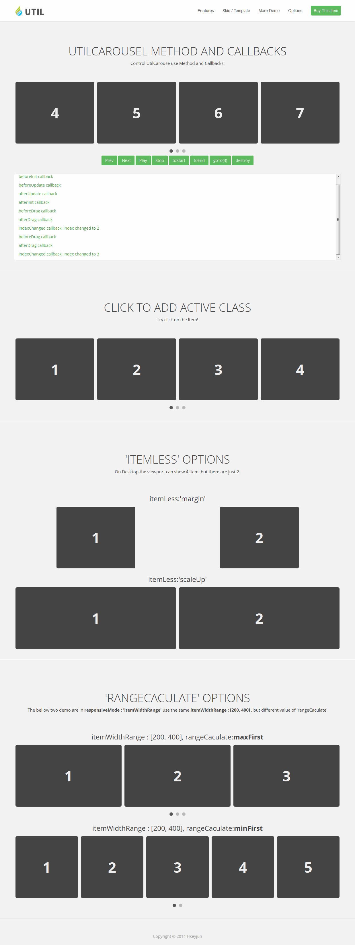 Binary option value