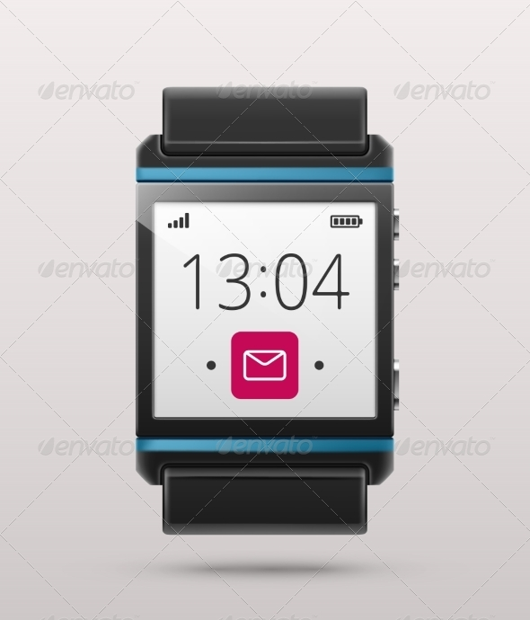 GraphicRiver Smart Watch 7543365