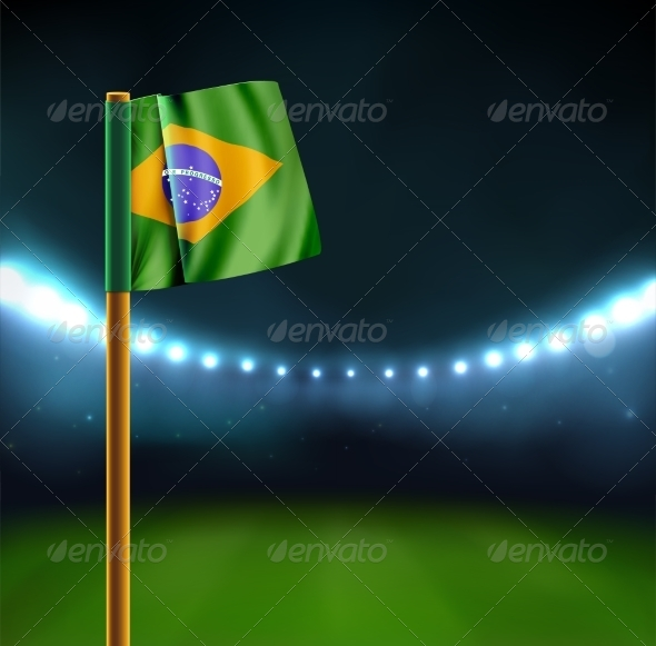 GraphicRiver Start Soccer Match in Brazil 7543373
