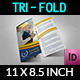 Construction Company Brochure Tri-Fold Vol.2 - GraphicRiver Item for Sale