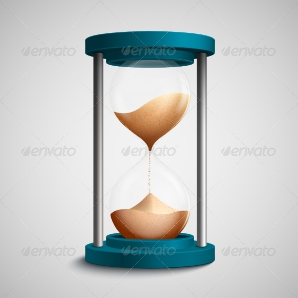 GraphicRiver Hourglass 7544777