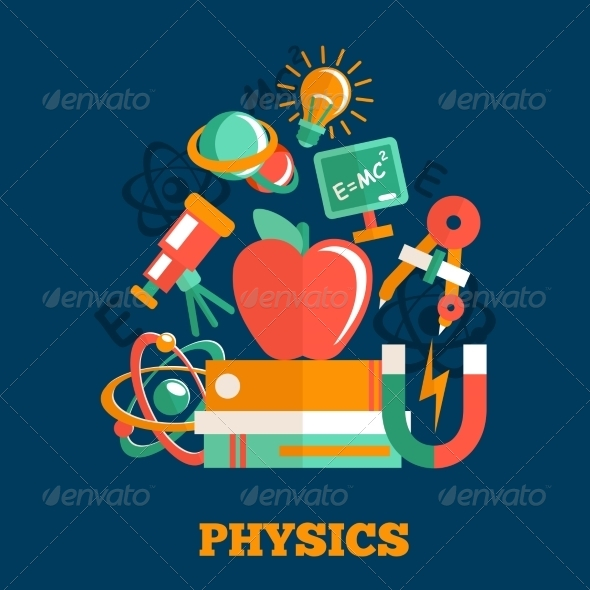 GraphicRiver Physics Science 7545287