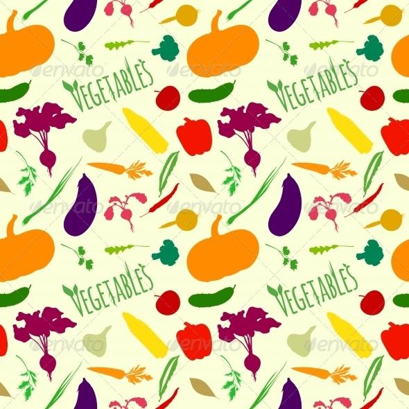 Vegetables Pattern