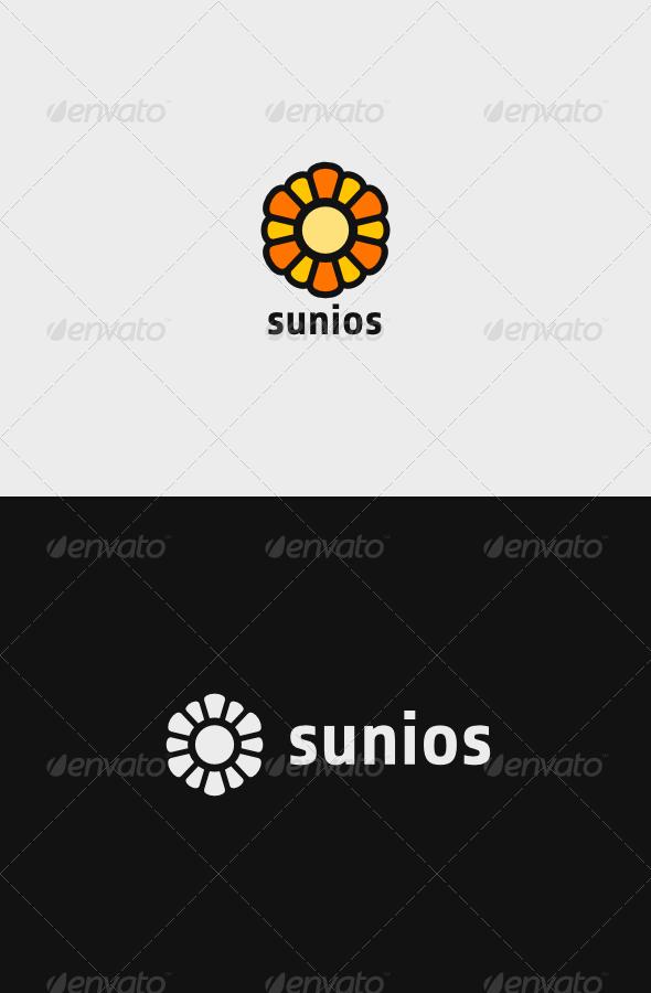 GraphicRiver Sunios Logo 7546891