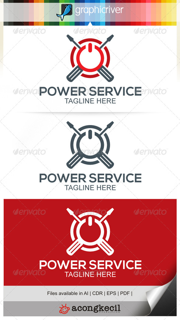 GraphicRiver Power Service 7546926