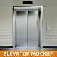 Elevator Mockup - GraphicRiver Item for Sale