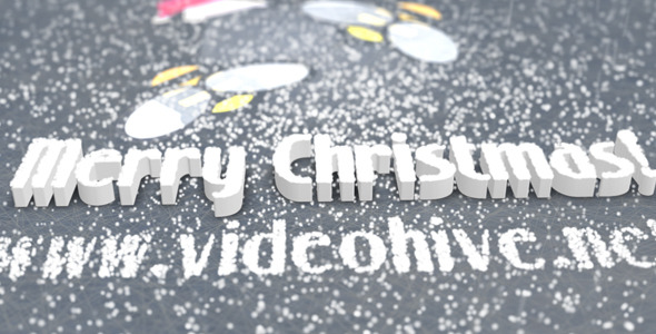 After Effects Project - VideoHive Christmas Wishes 710629