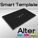 Business Card Smart Template 1 - GraphicRiver Item for Sale